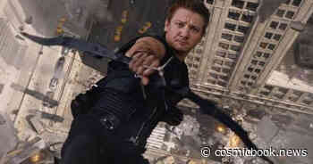Jeremy Renner Training For 'Hawkeye'; Teases New Costume - Cosmic Book News