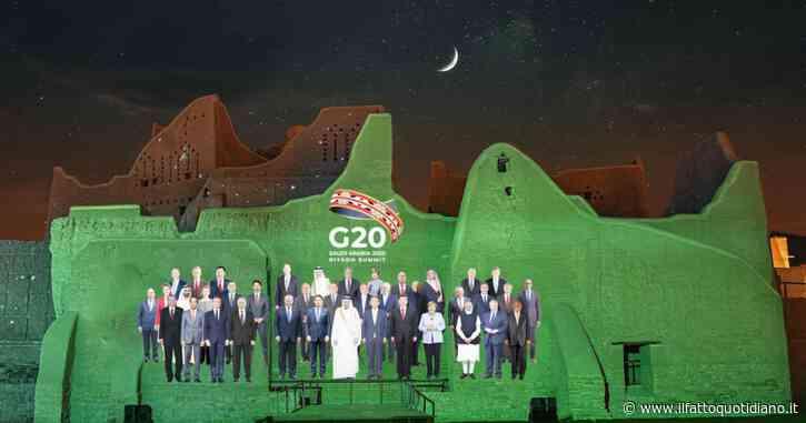 """G20: impegno dei leader a garantire il vaccino ai paesi poveri. Preoccupata Angela Merkel: """"Siamo troppo lenti"""""""