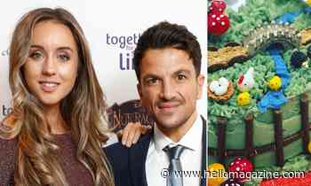 Emily MacDonagh's show-stopping birthday cake for son Theo belongs on Bake Off