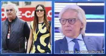 """Mino Magli smaschera Elisabetta Gregoraci: """"Briatore ricoverato in ospedale e lei passava la notte con me"""" - Kontrokultura"""