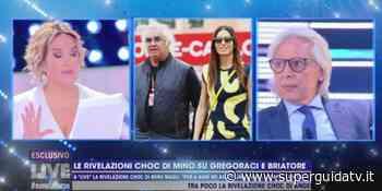 Elisabetta Gregoraci, nuove rivelazioni choc di Mino Magli a Mattino 5 | Video Mediaset - SuperGuidaTV