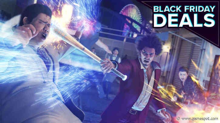 Huge Black Friday PC Games Sale Features Over 4,700 Deals, Including Yakuza: Like A Dragon