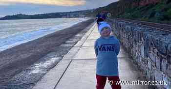 Boy, 7, who fought cancer twice and had transplant to walk 77 miles for charity