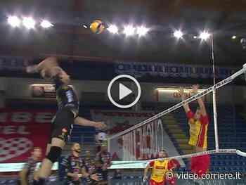 Volley: colpaccio Vibo Valentia a Civitanova - Corriere della Sera