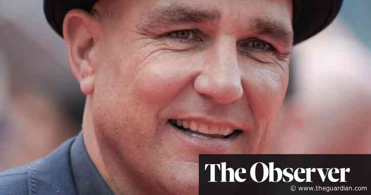 Sunday with Vinnie Jones: 'I put the kettle on and watch the deer and foxes'