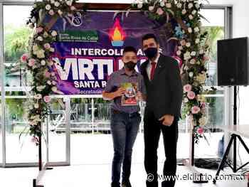 Santa Rosa de Cabal premió a los ganadores de Intercolegiados Virtuales - El Diario de Otún