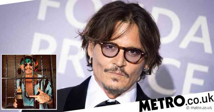Johnny Depp accepts Polish film festival award after Fantastic Beasts axe