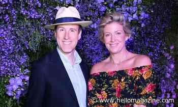 Strictly star Anton du Beke opens up about secret wedding