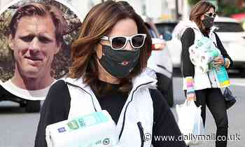 Luann de Lesseps stocks up on toilet paper after confirming romance with  trainer Garth Wakeford