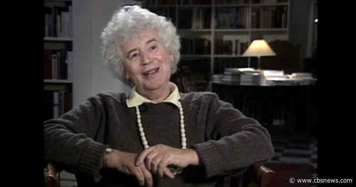 From 2000: The journey of Jan Morris