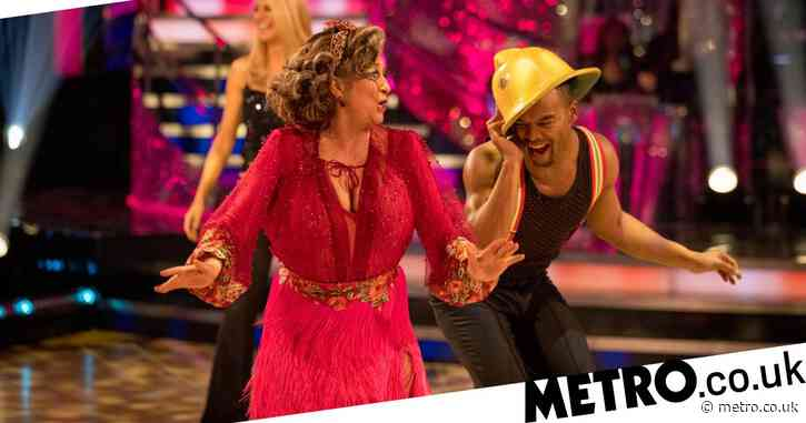 Caroline Quentin crashes out of Strictly Come Dancing as Maisie Smith lands in dance off again