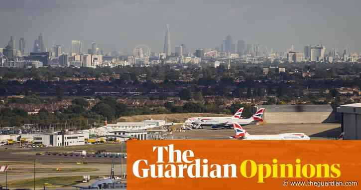 Our communities around Britain's airports are being devastated   Steve Curran and Henry Smith