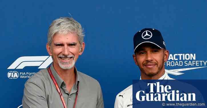 'Fantastic ambassador' Lewis Hamilton deserves knighthood, says Damon Hill