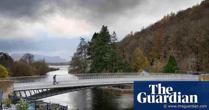 Sheep and Land Rovers rejoice: Pooley Bridge reunites the Lake District
