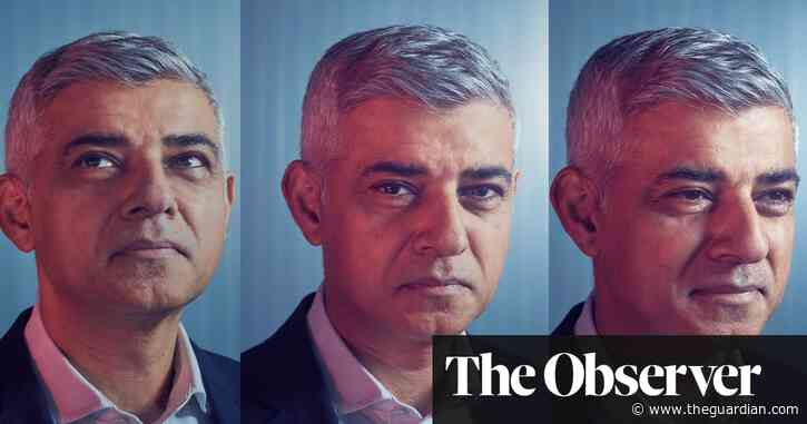 Sadiq Khan: 'There is potentially an existential threat to central London'