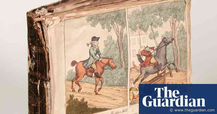 Unknown Constables found hidden for 200 years in family scrapbook