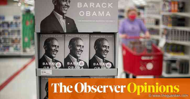 When I met Obama he voiced his belief in the 'possibility of America'. But the reality is distressing | David Olusoga