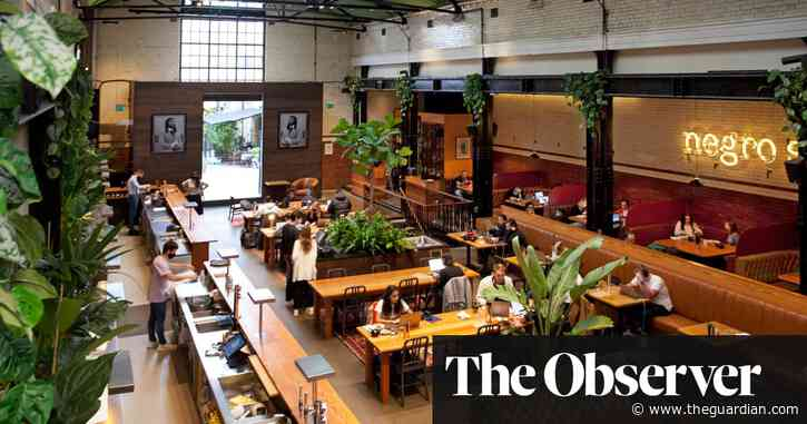The Tramshed Project, London: 'It's so now': restaurant review