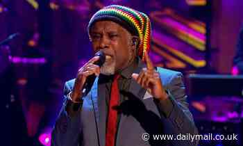 Strictly viewers cringe as Billy Ocean appears to sing off-key