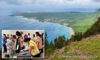 Hawaii's most inaccessible island with just 75 residents is the last-COVID free county in the US
