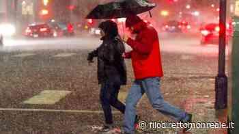 """Maltempo, scatta l'allerta meteo su Palermo: """"In arrivo burrasche e precipitazioni"""" - Filodiretto Monreale"""
