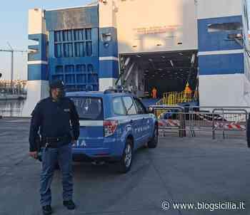 Passaporto contraffatto, tunisino denunciato dalla polizia al porto di Palermo - BlogSicilia.it