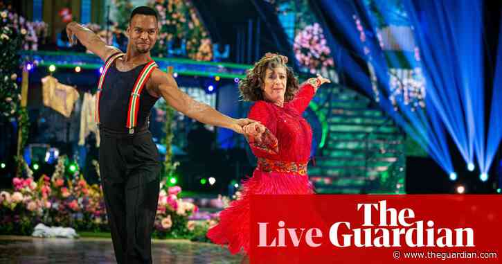 Strictly Come Dancing 2020: week five results - as it happened