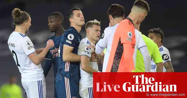 Leeds United 0-0 Arsenal: Premier League – as it happened