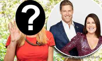 The first international I'm a Celebrity star is revealed as a Hollywood actress