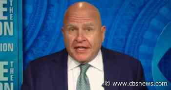 """McMaster blasts """"abhorrent"""" Trump plan to withdraw troops from Afghanistan"""