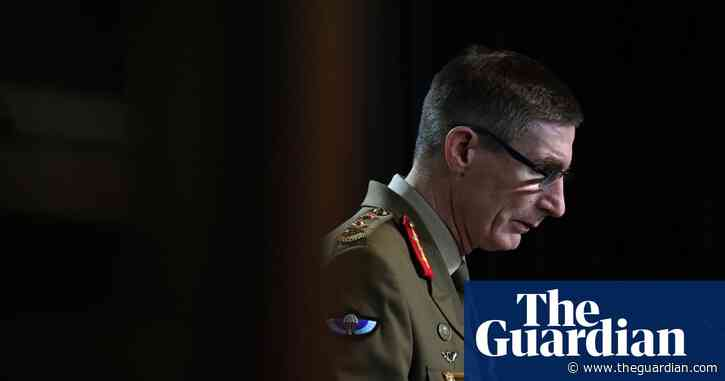 Australian war crimes allegations: defence chief says commanders will be held accountable 'case by case'