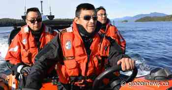 B.C. coast patrolled by Canada's first Indigenous-led coast guard auxiliary