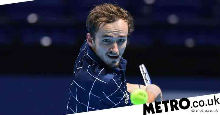 Daniil Medvedev makes history with final O2 ATP Finals win