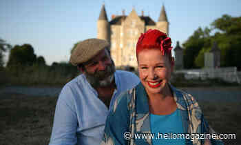 Escape to the Chateau's Dick and Angel Strawbridge reveal real reason they moved to France