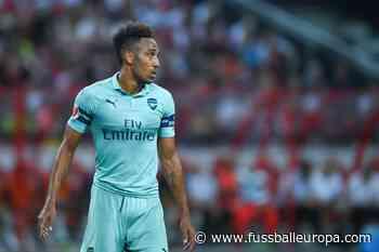 Beste Spieler Afrikas: Pierre-Emerick Aubameyang nennt seinen Favoriten - Fussball Europa