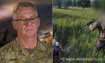 Chief of Army 'sickened' by allegations 25 rogue Aussie soldiers murdered Afghani citizens