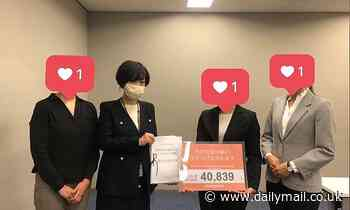 Japanese students launch petition to get the country's age of contest raised from 13 to 16