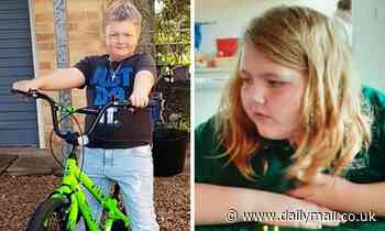 Lismore: NSW Police search for missing Angus Slater, nine, and Araya Smith, 13 - Daily Mail