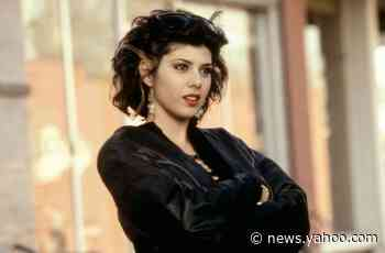 Marisa Tomei responds to Rudy Giuliani's viral 'My Cousin Vinny' moment - Yahoo News