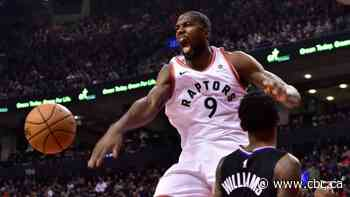 'I am one of yours forever,' departing Serge Ibaka tells Raptors fans