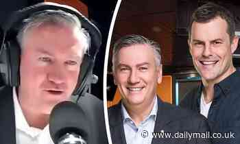 Eddie McGuire admits he had second thoughts about quitting his Triple M breakfast radio show