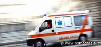 Scooter tamponato si scontra con un furgone, grave un 66enne - Primocanale