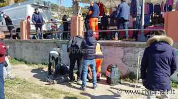 Ventimiglia, crolla la ringhiera e restano feriti: ambulanti chiedono quasi 100mila euro di danni al comune - Riviera24