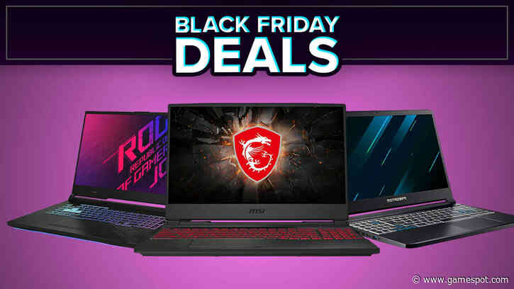 Best Black Friday 2020 Gaming Laptop Deals