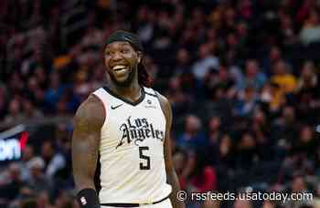 Reigning NBA Sixth Man of the Year Montrezl Harrell signing two-year deal with Lakers