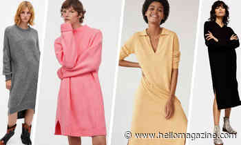 11 winter dresses that are chic - but comfortable enough to wear in the house during lockdown