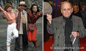 Doctor Who Sylvester McCoy reveals he was axed in 1989 via LETTER amid BBC's 'internal politics'