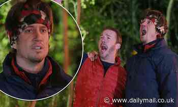 I'm A Celebrity 2020: Vernon Kay and Russell Watson leave viewers VERY bemused with their spelling