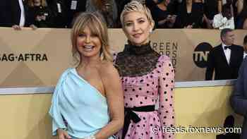 Kate Hudson shares Goldie Hawn tribute on her mom's 75th birthday: 'I love you to infinity and beyond'