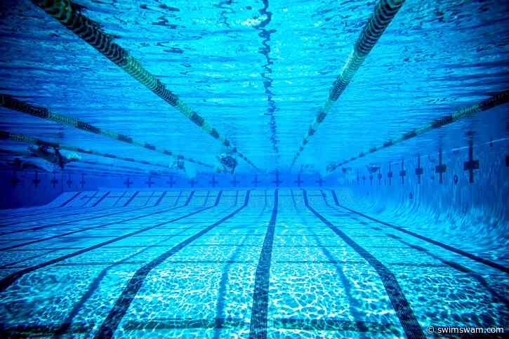 'Dolphin Ratheesh' Ne Apne Dono Haath Aur Pair Baand Kar Kiya 10 Km Swim